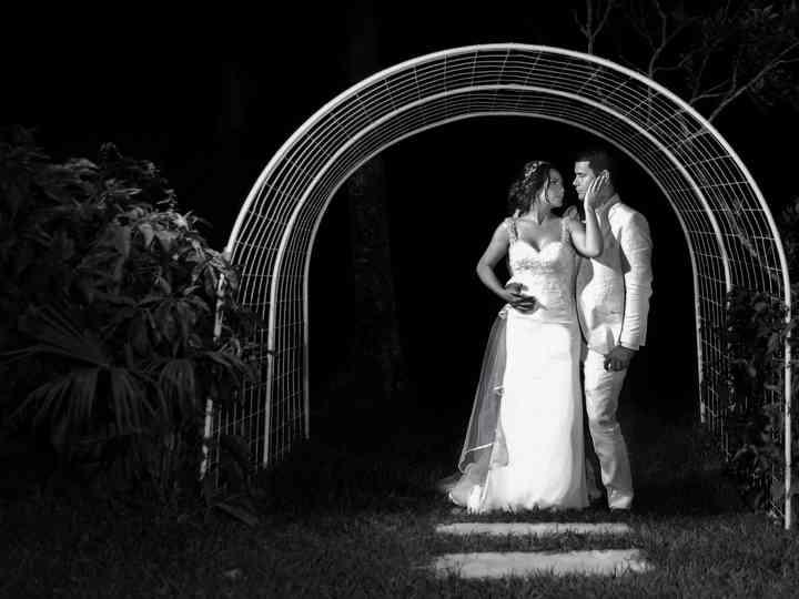 El matrimonio de Lida y Jhonatan