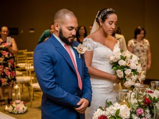 El matrimonio de Jessica  y Jorge Iván