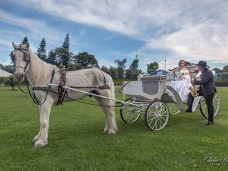 El matrimonio de Agustin Osorio y Marcela Soto 2