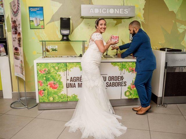 El matrimonio de Jorge Iván y Jessica  en Cartagena, Bolívar 12