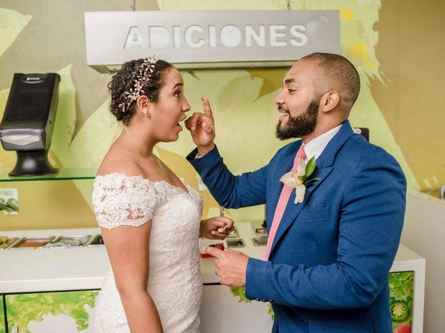 El matrimonio de Jorge Iván y Jessica  en Cartagena, Bolívar 13