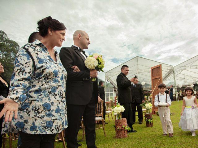 El matrimonio de Victor y Carolina en Rionegro, Antioquia 11
