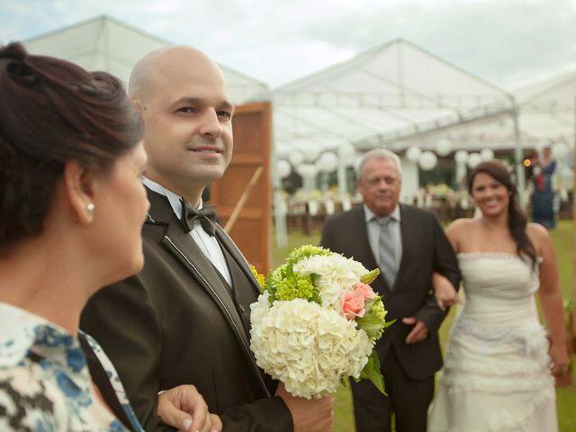 El matrimonio de Victor y Carolina en Rionegro, Antioquia 12
