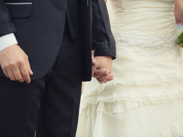 El matrimonio de Victor y Carolina en Rionegro, Antioquia 14