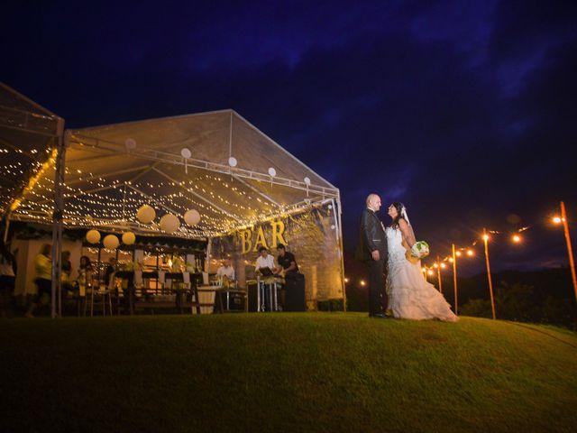 El matrimonio de Victor y Carolina en Rionegro, Antioquia 23
