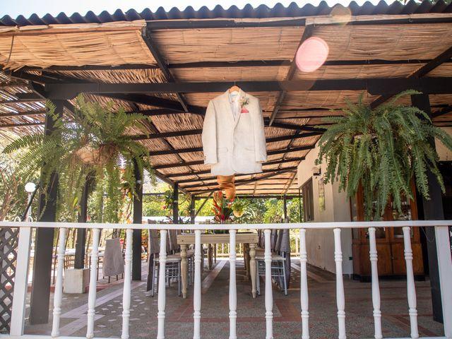 El matrimonio de Samir y María Teresa en Santa Marta, Magdalena 1