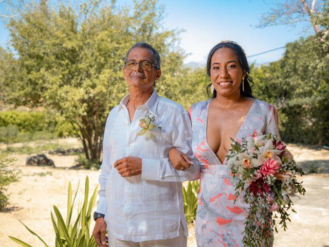 El matrimonio de Samir y María Teresa en Santa Marta, Magdalena 8