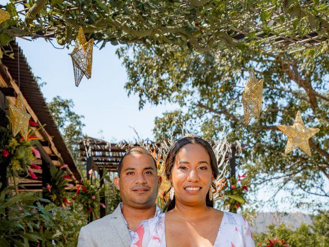El matrimonio de Samir y María Teresa en Santa Marta, Magdalena 11