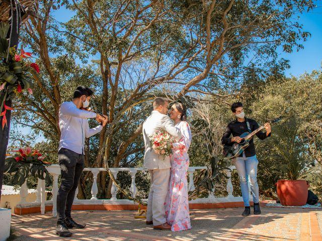 El matrimonio de Samir y María Teresa en Santa Marta, Magdalena 13