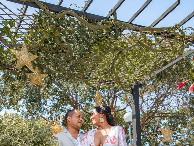 El matrimonio de Samir y María Teresa en Santa Marta, Magdalena 14