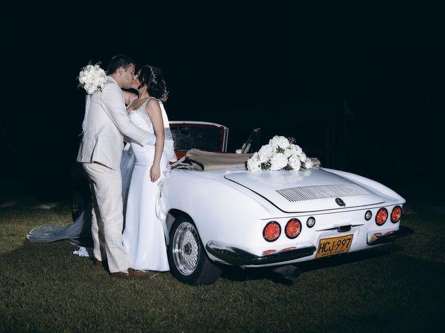 El matrimonio de Jhonatan y Lida en Ibagué, Tolima 12