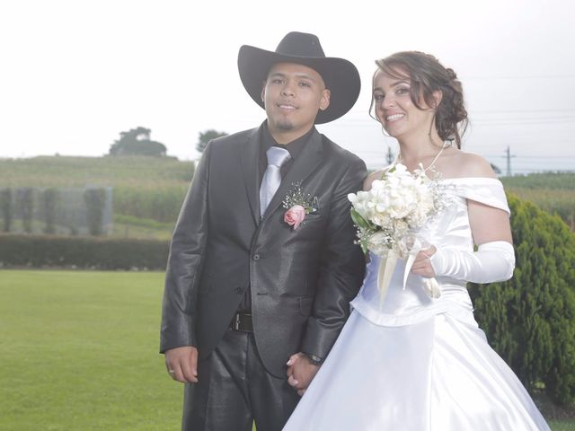 El matrimonio de Agustin Osorio y Marcela Soto