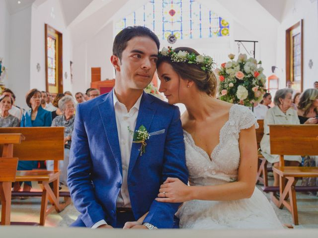 El matrimonio de Melissa y Juan Sebastián