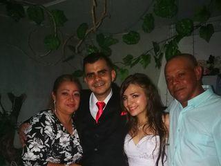 El matrimonio de Alejo y Lina 1