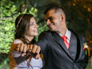 El matrimonio de Alejo y Lina