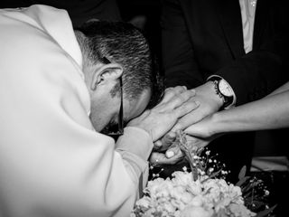 El matrimonio de Karen y Juan 3