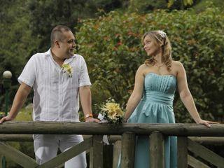 El matrimonio de Alisa y Christian 3