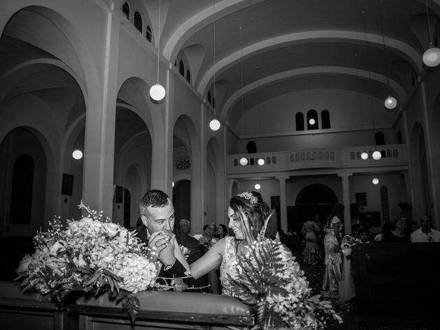El matrimonio de Juan y Karen en Cartagena, Bolívar 4