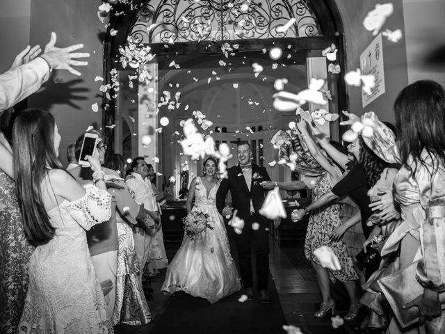El matrimonio de Juan y Karen en Cartagena, Bolívar 5