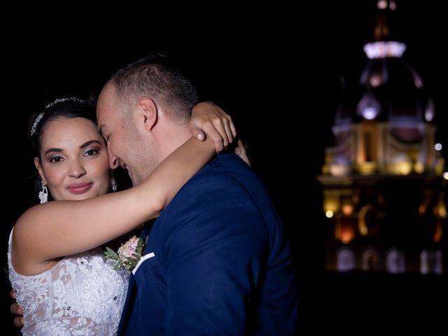 El matrimonio de Juan y Karen en Cartagena, Bolívar 8