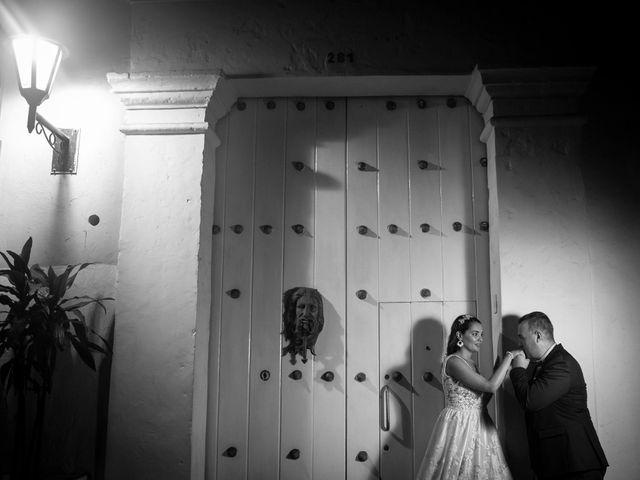 El matrimonio de Juan y Karen en Cartagena, Bolívar 21