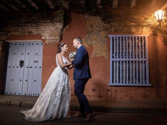 El matrimonio de Juan y Karen en Cartagena, Bolívar 23