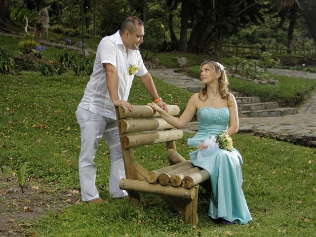 El matrimonio de Christian y Alisa en Ibagué, Tolima 1