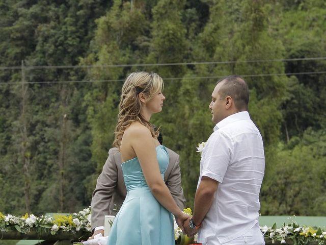 El matrimonio de Christian y Alisa en Ibagué, Tolima 11