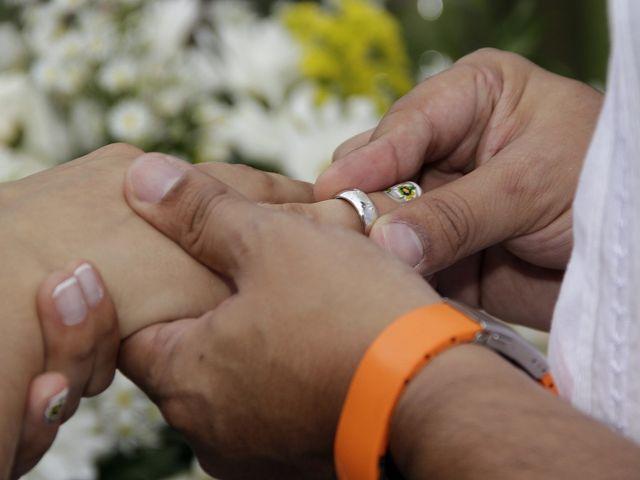 El matrimonio de Christian y Alisa en Ibagué, Tolima 12
