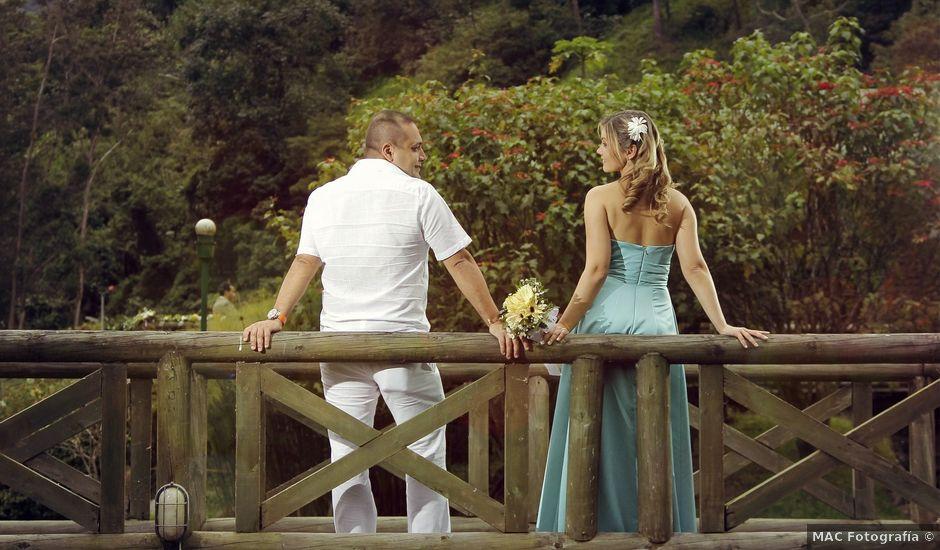 El matrimonio de Christian y Alisa en Ibagué, Tolima