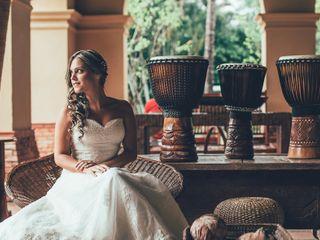 El matrimonio de Luz María y Alejandro