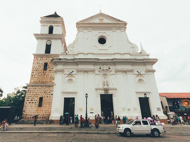 El matrimonio de Alejandro y Luz María en Santafé de Antioquia, Antioquia 22