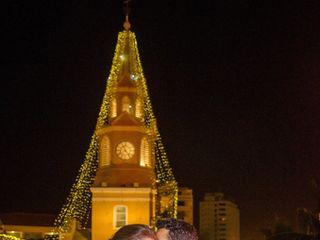 El matrimonio de Silvina y Andrés