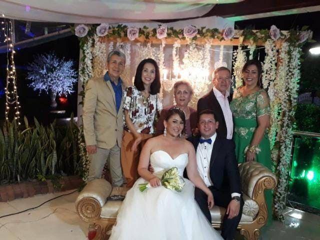 El matrimonio de Alejandro y Alejandra en Bucaramanga, Santander 7