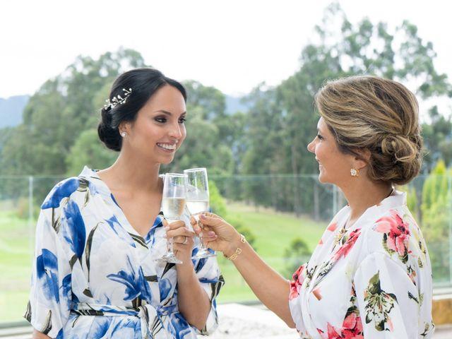 El matrimonio de Julián y Camila en Chía, Cundinamarca 13