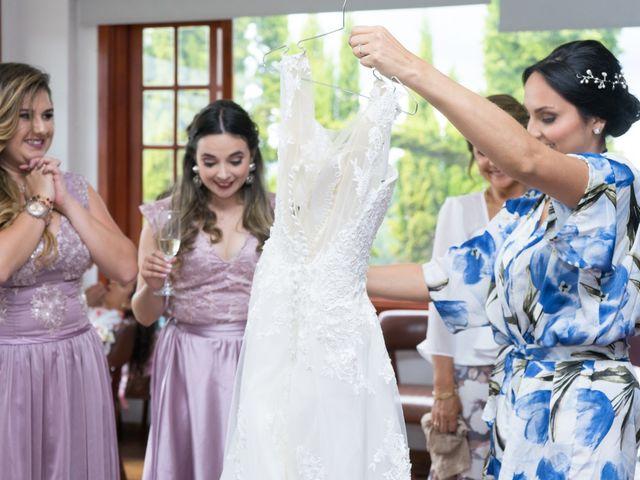El matrimonio de Julián y Camila en Chía, Cundinamarca 14