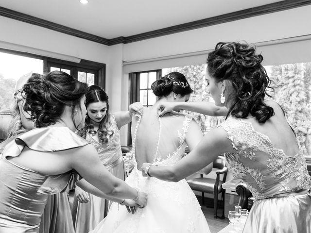 El matrimonio de Julián y Camila en Chía, Cundinamarca 15