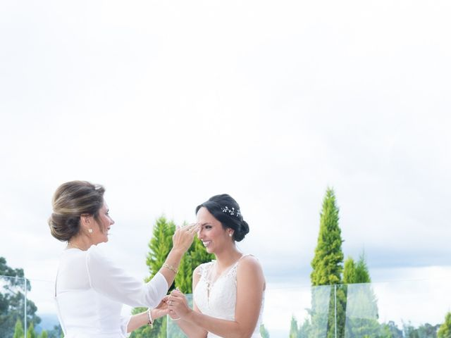 El matrimonio de Julián y Camila en Chía, Cundinamarca 18