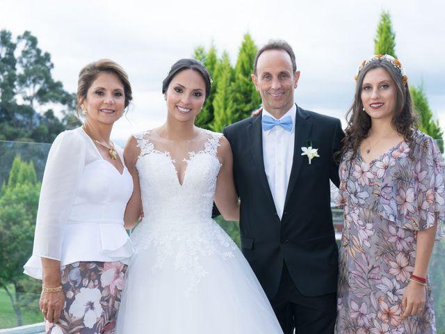 El matrimonio de Julián y Camila en Chía, Cundinamarca 19