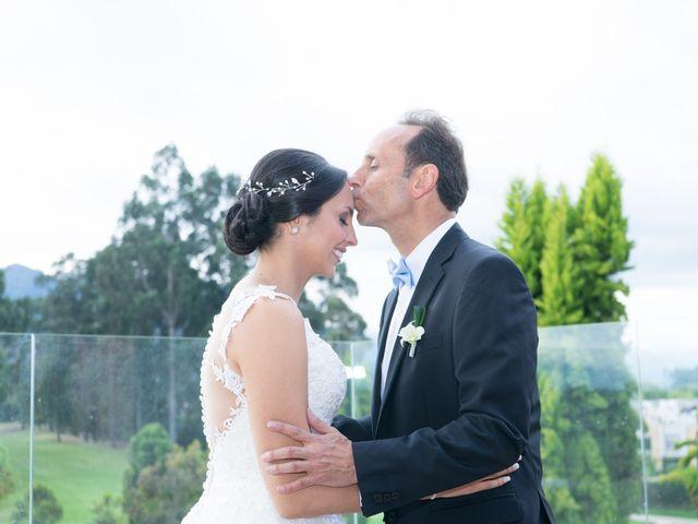 El matrimonio de Julián y Camila en Chía, Cundinamarca 20