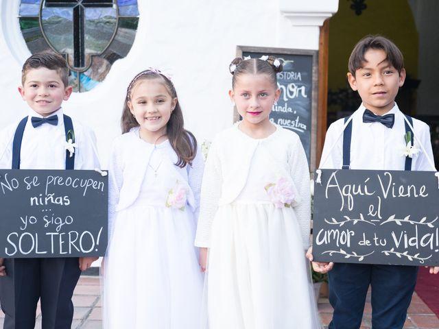 El matrimonio de Julián y Camila en Chía, Cundinamarca 30