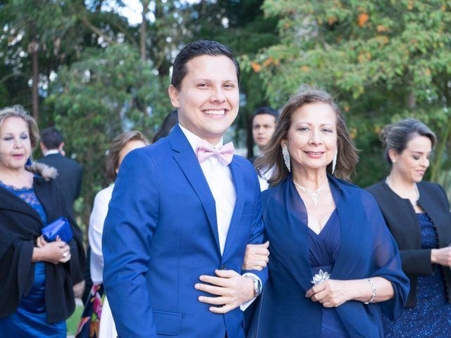 El matrimonio de Julián y Camila en Chía, Cundinamarca 32