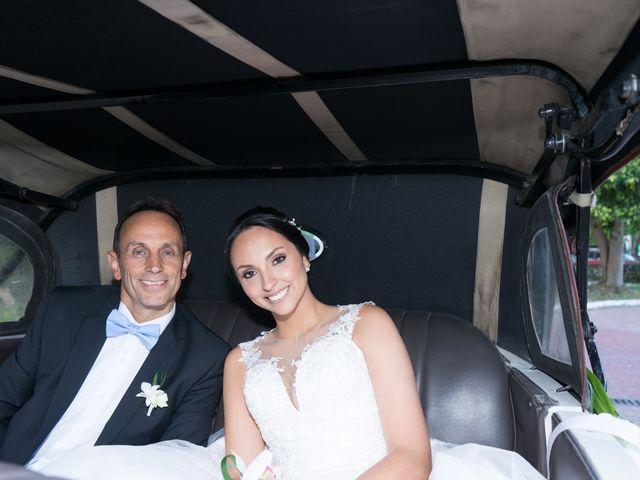 El matrimonio de Julián y Camila en Chía, Cundinamarca 34