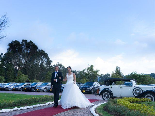 El matrimonio de Julián y Camila en Chía, Cundinamarca 35