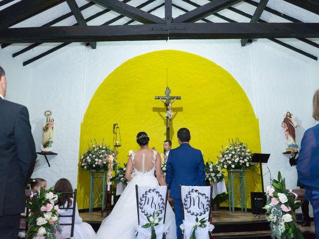 El matrimonio de Julián y Camila en Chía, Cundinamarca 37