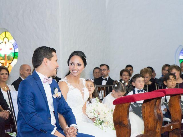 El matrimonio de Julián y Camila en Chía, Cundinamarca 38