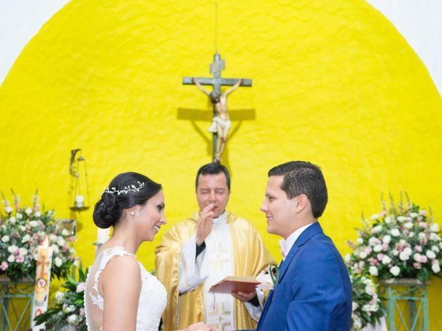 El matrimonio de Julián y Camila en Chía, Cundinamarca 40