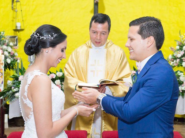 El matrimonio de Julián y Camila en Chía, Cundinamarca 42