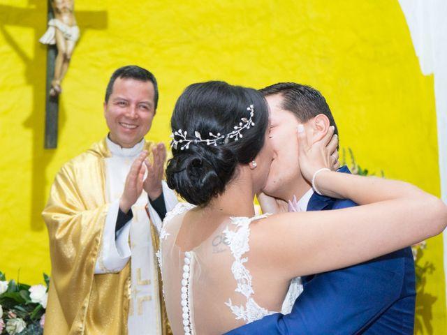 El matrimonio de Julián y Camila en Chía, Cundinamarca 44