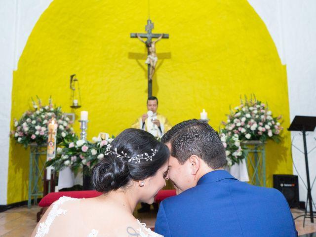 El matrimonio de Julián y Camila en Chía, Cundinamarca 45